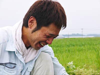 有機栽培の水田ごぼう ごぼうの種まき その2_a0254656_1852313.jpg