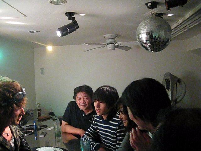 「櫻井有吉アブナイ夜会」に髪形屋Nachiが出演致しました!_d0041957_2241765.jpg