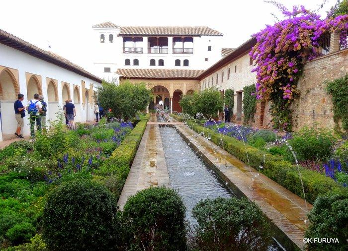 スペイン旅行記 16  アルハンブラ宮殿_a0092659_2142829.jpg