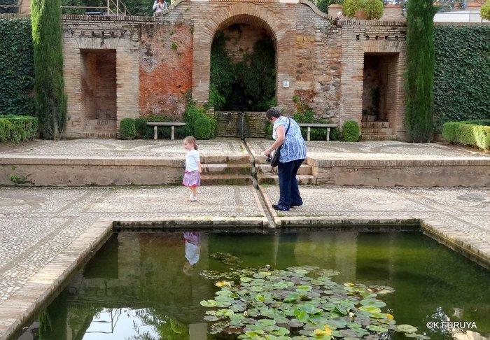 スペイン旅行記 16  アルハンブラ宮殿_a0092659_22134525.jpg