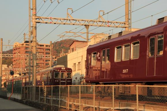 阪急箕面線 臨時列車_d0202264_1782254.jpg
