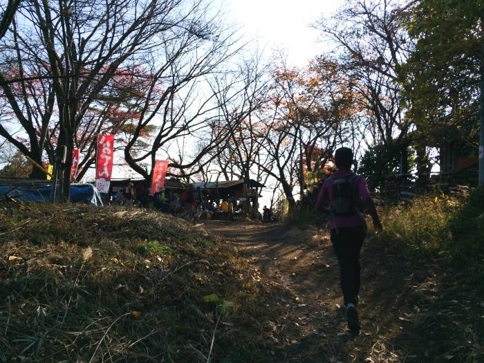 2014.11.23 笹尾根-高尾25Kスピードハイク_b0219778_10031749.jpg