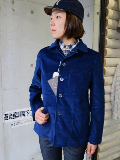 Crescent Down Works ・・・ 当店フル別注 DOWN SHIRTS JACKET (後発カラー)!★!_d0152280_1543413.jpg