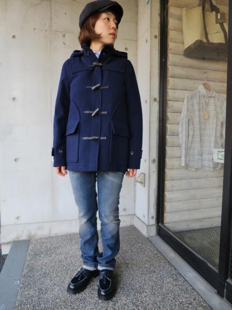 Crescent Down Works ・・・ 当店フル別注 DOWN SHIRTS JACKET (後発カラー)!★!_d0152280_1553816.jpg