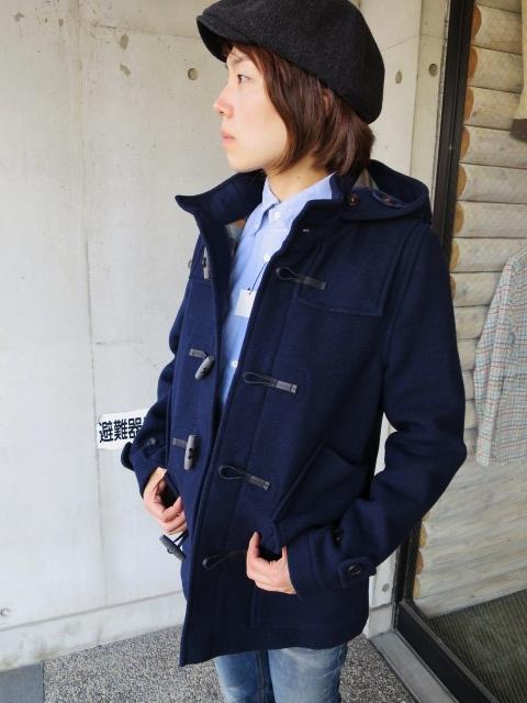 Crescent Down Works ・・・ 当店フル別注 DOWN SHIRTS JACKET (後発カラー)!★!_d0152280_15644.jpg