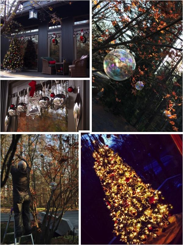 クリスマスデコレーション完成_d0133485_20253938.jpg