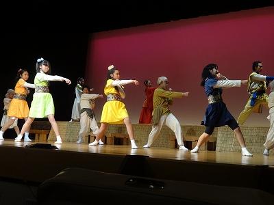 蓮太郎1歳誕生日    劇団ゆきぐに公演_f0019487_17512418.jpg