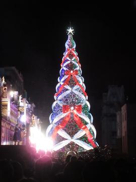 クリスマスUSJ 2014_a0150910_19282930.jpg