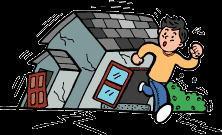 地震~ 屋外にいるとき_d0070316_220503.jpg