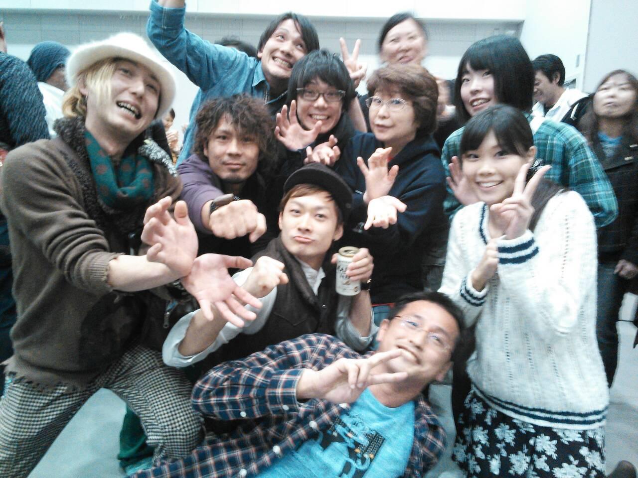 日俳連のチャリティーイベント_a0163623_22191873.jpg