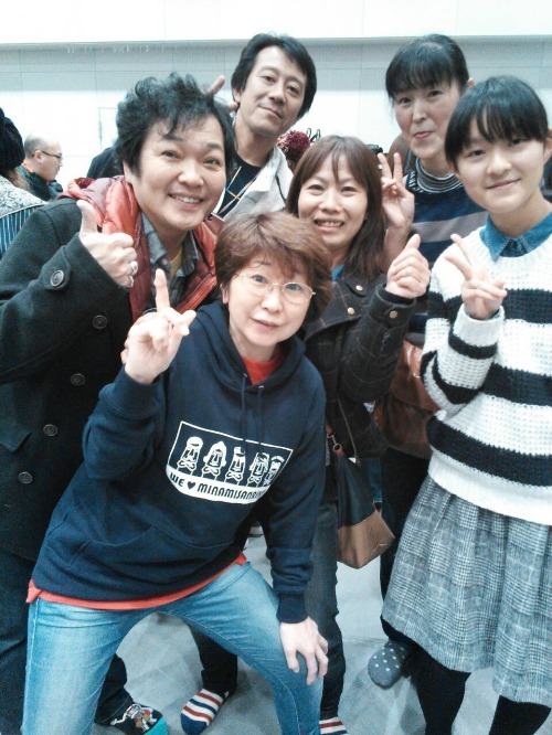 日俳連のチャリティーイベント_a0163623_2219346.jpg