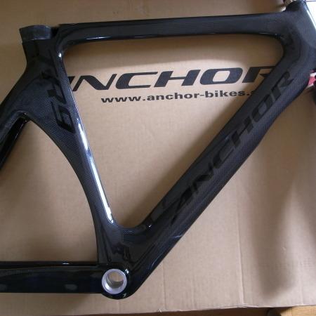 anchor tr9 ジュニア自転車競技と自転車日記