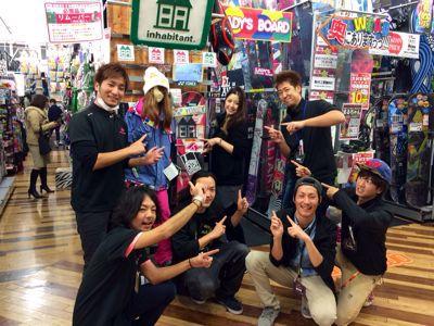 大阪!モリスポ池田店さん2日間⭐️_c0151965_1759226.jpg