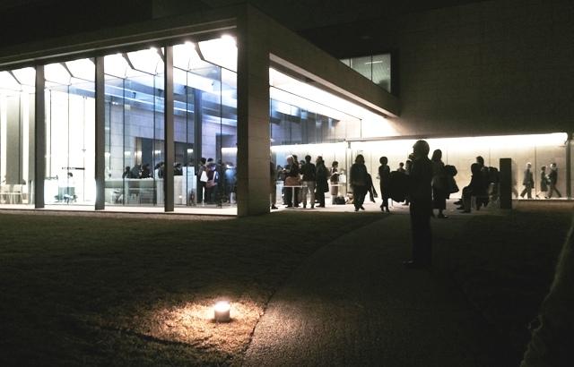 東京都庭園美術館リニューアルオープン レセプション_a0138976_2021561.jpg