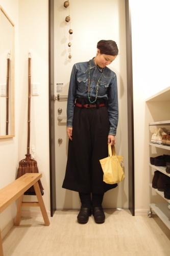 得意色冷え取りファッション14 11/25_c0342582_19035687.jpg