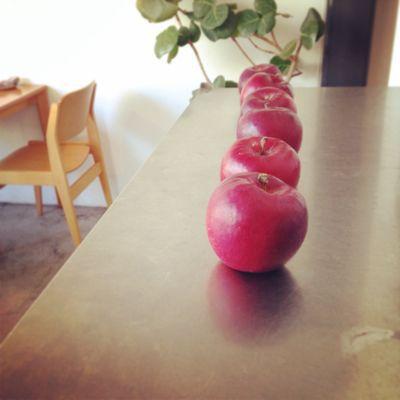 木村さんのりんご。_e0330790_167643.jpg