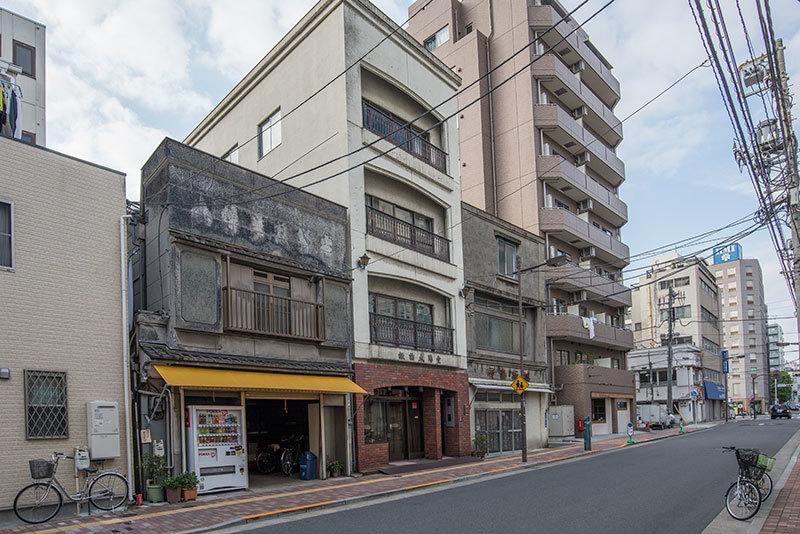 記憶の残像-689 東京都台東区 下谷神社付近_f0215695_15472110.jpg