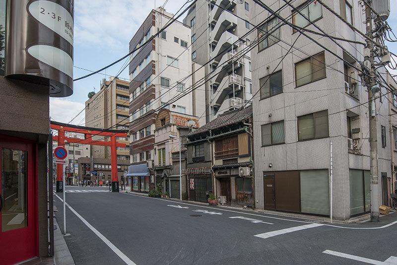 記憶の残像-689 東京都台東区 下谷神社付近_f0215695_15473567.jpg