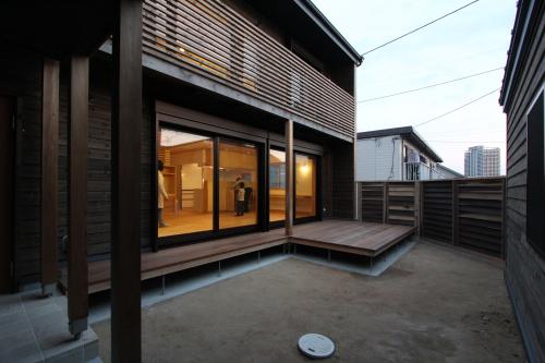 仙台八幡の家:完成引渡1_e0054299_10352107.jpg