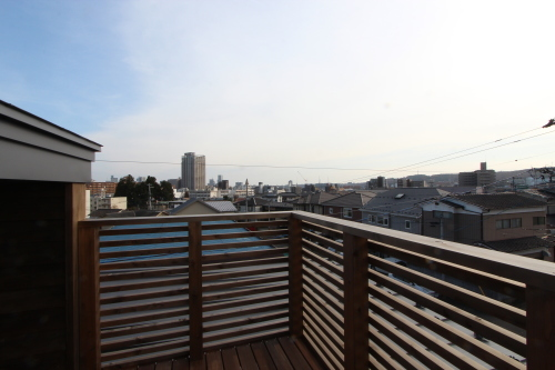 仙台八幡の家:完成引渡1_e0054299_10402950.jpg