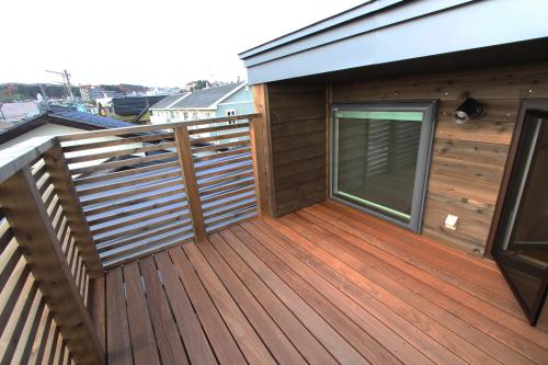 仙台八幡の家:完成引渡1_e0054299_10404741.jpg