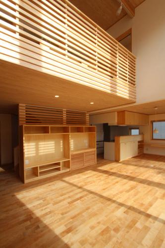 仙台八幡の家:完成引渡2_e0054299_14363501.jpg