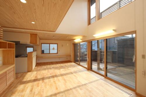 仙台八幡の家:完成引渡2_e0054299_14391322.jpg