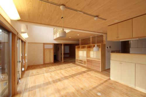 仙台八幡の家:完成引渡2_e0054299_14455884.jpg