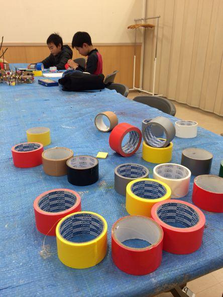 八尾教室〜かばん作り_f0215199_1056446.jpg