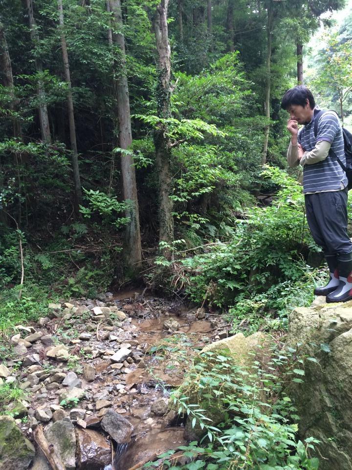 「EDGE OF THE CLAY」のひとこま-その11- 福島誠さんが焼きものに目覚めたきっかけは。_a0213316_215718.jpg