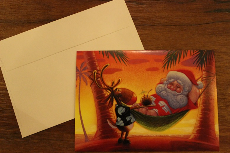 """CHRISTMAS CARD\"" from HAWAII_f0191324_10185913.jpg"