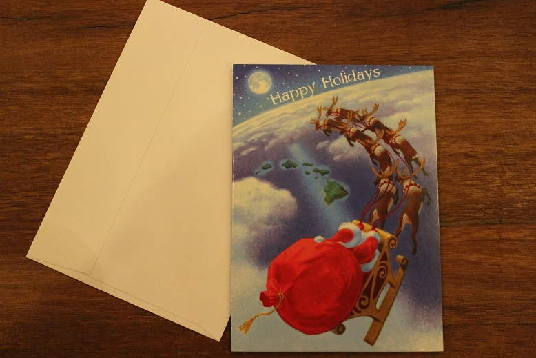 """CHRISTMAS CARD\"" from HAWAII_f0191324_10191878.jpg"