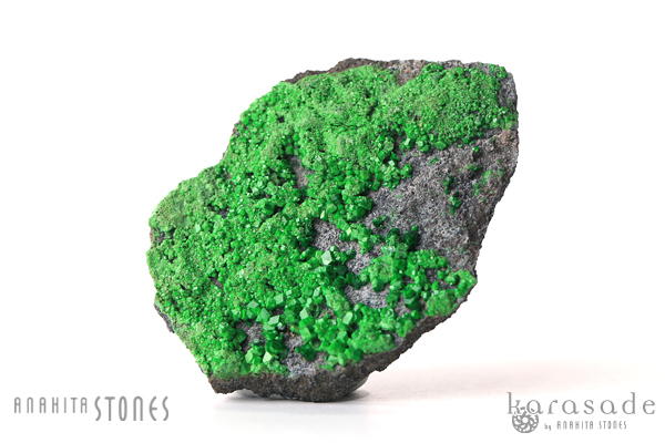 ウバロバイトガーネット原石(ロシア産)_d0303974_1654437.jpg