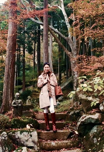箱根の紅葉「龍虎山 長安寺」の「五百羅漢像」_a0138976_170075.jpg