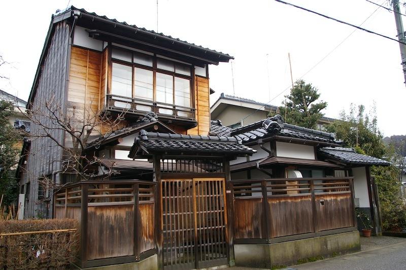 金澤町家 その3『近代和風住宅』_f0348078_16495618.jpg
