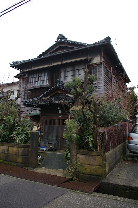 金澤町家 その3『近代和風住宅』_f0348078_16495640.jpg