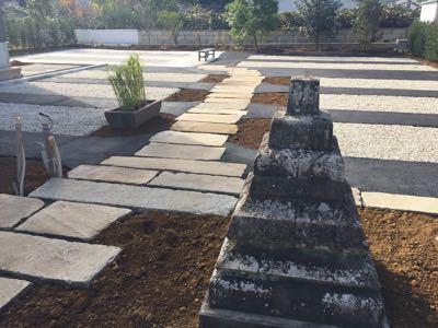 正蓮寺の新しい墓地「はすのさと」_b0188106_2316387.jpg