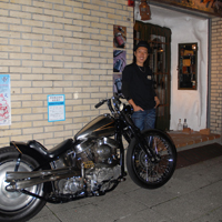 【Harley-Davidson 2】_f0203027_1075419.jpg