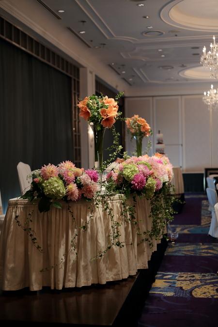 秋の装花 ホテルニューオータニ様へ_a0042928_20412060.jpg