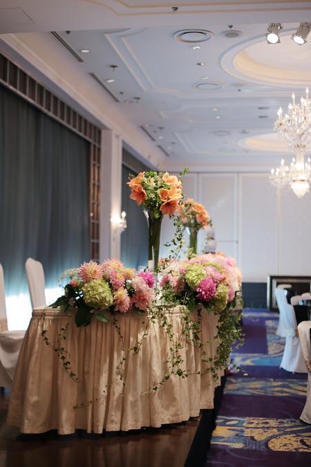 秋の装花 ホテルニューオータニ様へ_a0042928_2041299.jpg