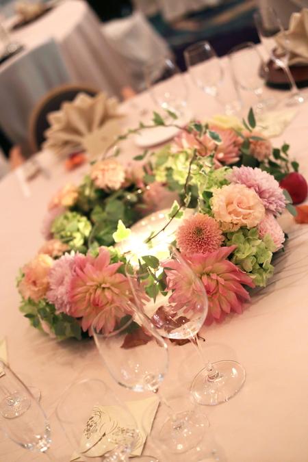 秋の装花 ホテルニューオータニ様へ_a0042928_2042744.jpg