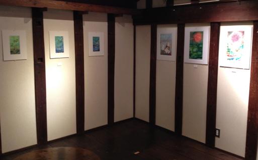 『土田朋子版画展』―ファンタジーな世界―が今日から始まります_d0178448_2442887.jpg