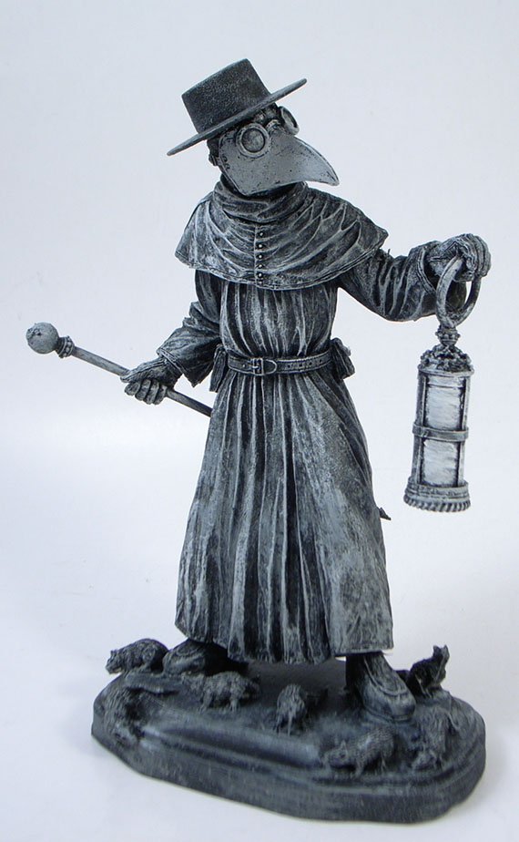 Plague Doctor Statue by Michael Locascio_e0118156_1149110.jpg