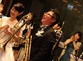 ♪オーケストラウェディング♪_d0079577_18451649.jpg