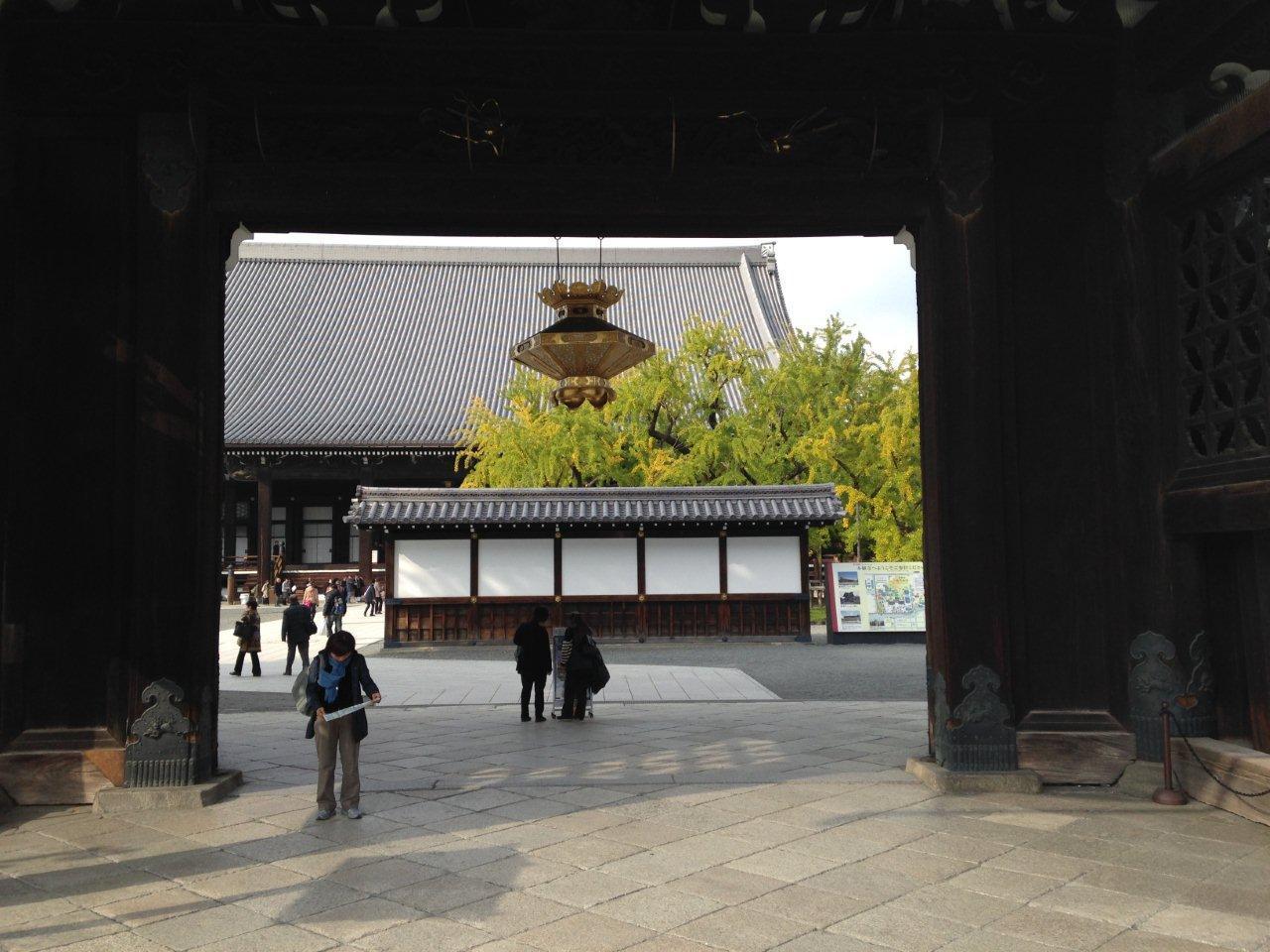 龍谷ミュージアムと西本願寺_b0349892_09425557.jpg