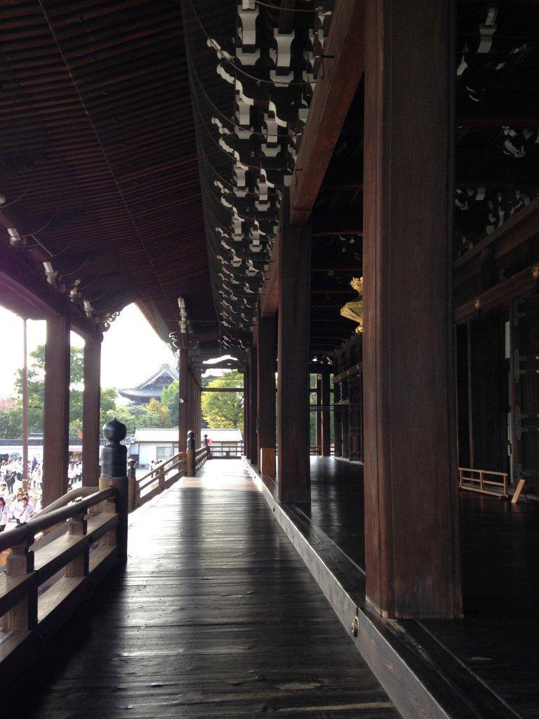 龍谷ミュージアムと西本願寺_b0349892_09425828.jpg
