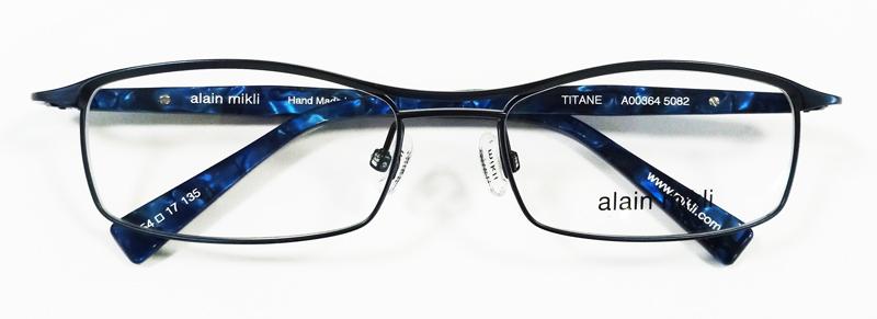 alain mikli TITAN(アランミクリ・チタン)日本企画A00364限定メガネフレーム入荷!_c0003493_1142355.jpg