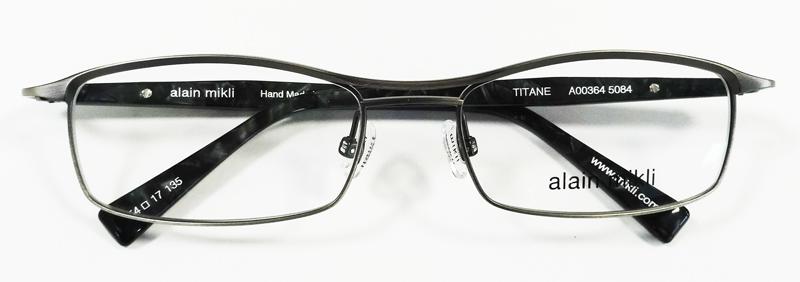 alain mikli TITAN(アランミクリ・チタン)日本企画A00364限定メガネフレーム入荷!_c0003493_11451188.jpg