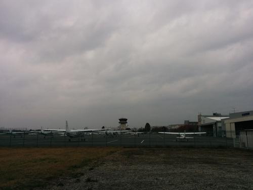 京王駅伝フェスティバル2014@味の素スタジアムとプロペラカフェで飛行機堪能_e0123104_7135510.jpg