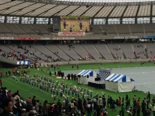 京王駅伝フェスティバル2014@味の素スタジアムとプロペラカフェで飛行機堪能_e0123104_774863.jpg